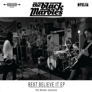 Black Marbles EP cover