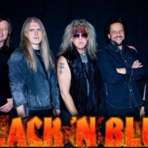 Black 'N Blue announce new guitarist Doug Rappoport