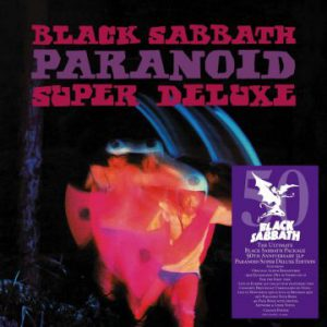Black Sabbath: 'Paranoid Super Deluxe' (October 9, 2020)