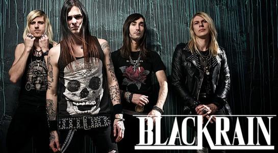 BlackRain group photo