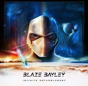 Blaze Bayley CD cover
