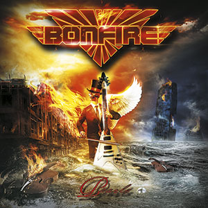 Bonfire CD cover