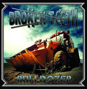 Broken Teeth CD cover