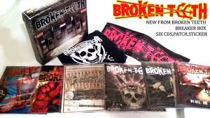 Broken Teeth box set 2