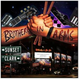 Brothers In Arms – 'Sunset And Clark' (Fall 2021)