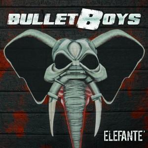 BulletBoys CD cover