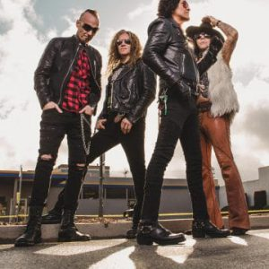 BulletBoys announce reformation of original line-up who will release new music