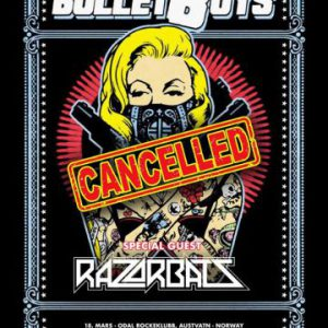 BulletBoys' current version reportedly broken up — Is a reunion of the original line-up in the works?