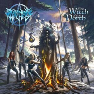 Burning Witches – 'The Witch of The North' (May 28, 2021)