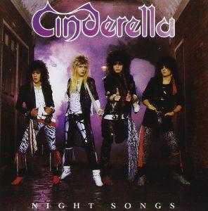 Cinderella album cover