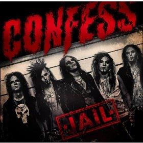 Confess CD