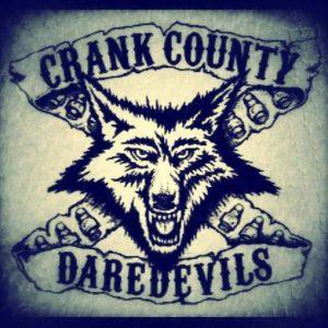 Crank County logo