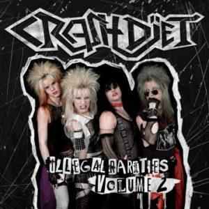 Crashdïet – 'Illegal Rarities Volume 2' (January 2019)