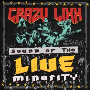 Crazy Lixx CD cover