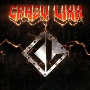 Crazy Lixx CD cover