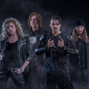 Frontiers Records introduces debut single from new band Crowne feat. members of Europe and H.E.A.T