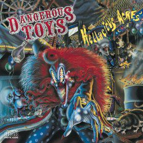 DT Hellacious CD