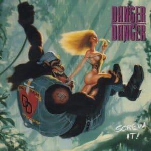 Danger Fanger CD cover 2
