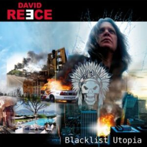 David Reece – 'Blacklist Utopia' (October 29, 2021)