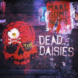 Dead Daisies CD cover