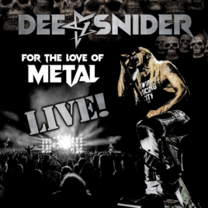 Dee Snider – 'For The Love of Metal Live' (July 31, 2020)