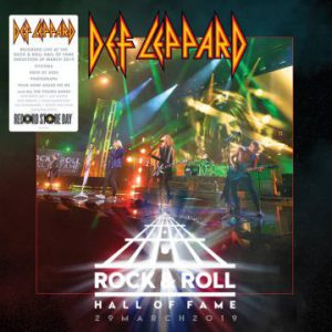 Def Leppard – 'Rock N Roll Hall of Fame' (August 29, 2020)