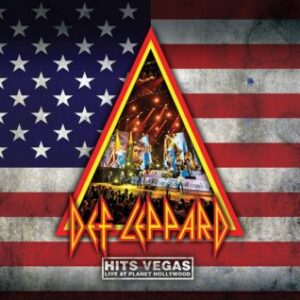Def Leppard – 'Hits Vegas, Live At Planet Hollywood' (October 30, 2020)