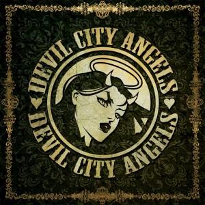 Devil City Angels CD cover