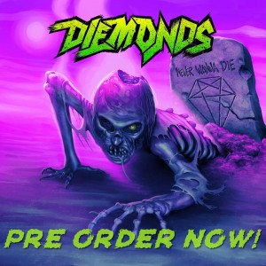 Diemonds pre-order photo