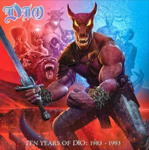 Dio CD cover