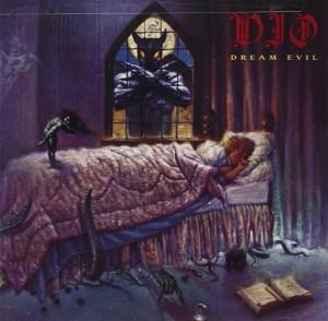 Dio Dream Evil cover