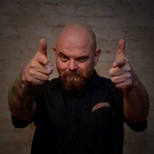 "Interview with Duckwalk Chuck frontman Arvid ""Mothörsen"" Thorsen"