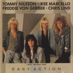Easy Action – 'That Makes One' reissue (January 31, 2020)