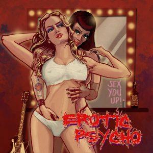 Erotic Psycho album cover