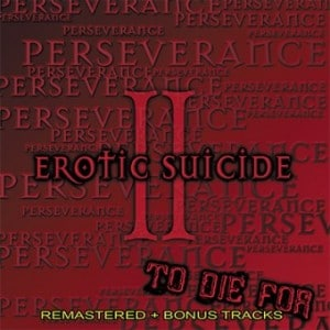 Erotic Suicide CD cover