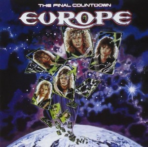 Europe CD cover