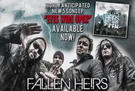 Fallen Heirs poster