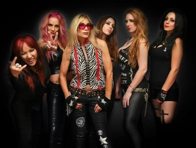 Femme Fatale group photo