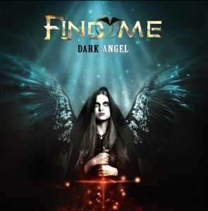 Find Me CD cover