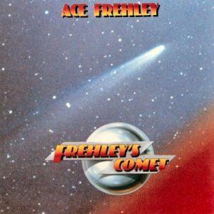 Frehley's Comet album cover
