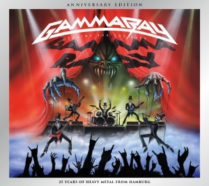 Gamma Ray CD cover