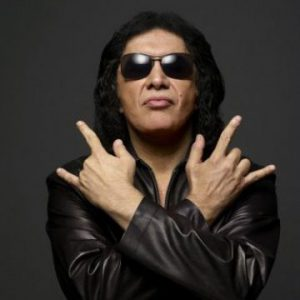 Gene Simmons states that record industry died once people started giving music away for free