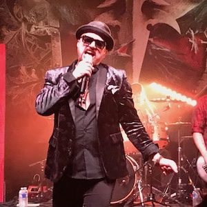 Geoff Tate live at the Town Ballroom in Buffalo, New York, USA Concert Review