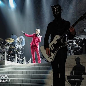 Ghost live at The Armory in Minneapolis, Minnesota, USA Concert Review