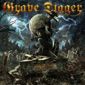 Grave Digger CD cover 1