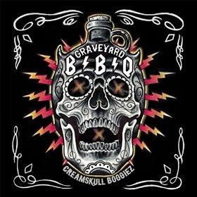 Graveyard BBQ CD cover