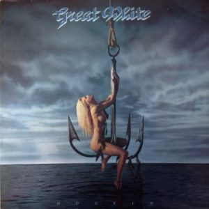 Great White – 'Hooked' reissue (May 17, 2021)