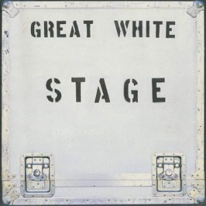 Great White – 'Stage' reissue (February 21, 2020)