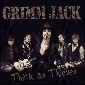 Grimm Jck CD cover