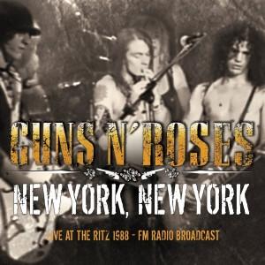 Guns N' Roses CD cover